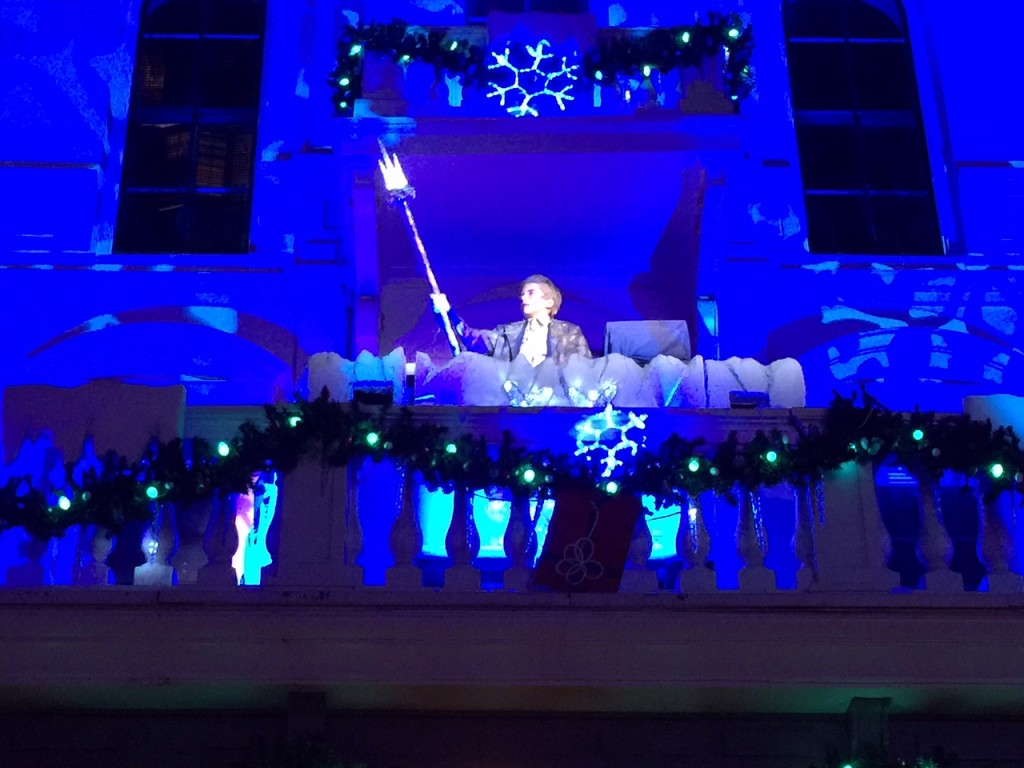 Winter Festival of Lights Celebration with Jack Frost. Photo by Michael Harold.